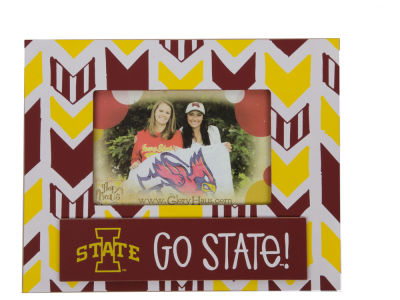 Iowa State Cyclones 4x6 Arrow Frame