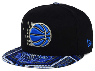 Orlando Magic New Era NBA HWC Kaleidovize 9FIFTY Snapback Cap