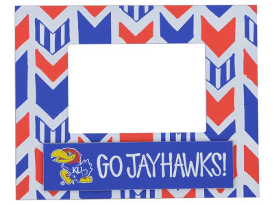 Kansas Jayhawks 4x6 Arrow Frame