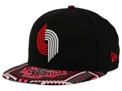 Portland Trail Blazers New Era NBA HWC Kaleidovize 9FIFTY Snapback Cap