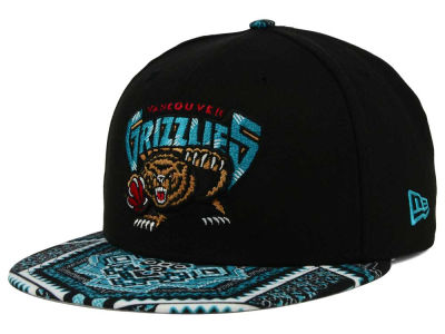 Vancouver Grizzlies New Era NBA HWC Kaleidovize 9FIFTY Snapback Cap