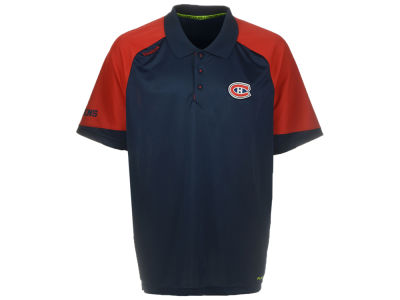 Montreal Canadiens Reebok NHL Men's CN Polo Shirt