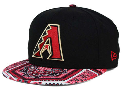 Arizona Diamondbacks New Era MLB Kaleidovize 9FIFTY Snapback Cap