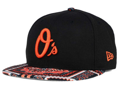 Baltimore Orioles New Era MLB Kaleidovize 9FIFTY Snapback Cap