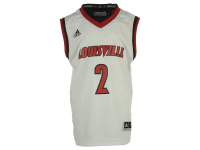 Louisville Cardinals adidas NCAA Youth Replica Home Jersey