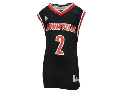 Louisville Cardinals adidas NCAA Youth Replica Third Jersey