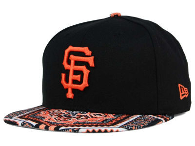 San Francisco Giants New Era MLB Kaleidovize 9FIFTY Snapback Cap