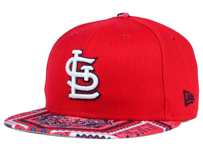 St. Louis Cardinals New Era MLB Kaleidovize 9FIFTY Snapback Cap