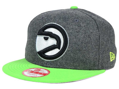 Atlanta Hawks New Era NBA HWC Shader Melt 9FIFTY Snapback Cap