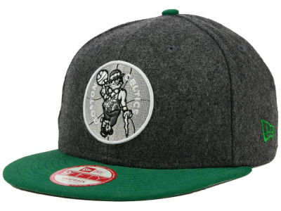 Boston Celtics New Era NBA HWC Shader Melt 9FIFTY Snapback Cap