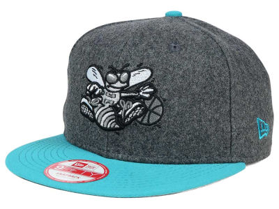 Charlotte Hornets New Era NBA HWC Shader Melt 9FIFTY Snapback Cap