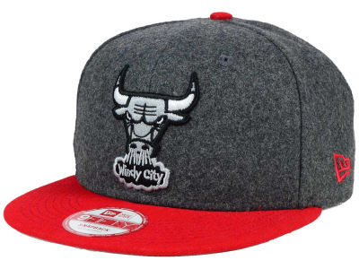 Chicago Bulls New Era NBA HWC Shader Melt 9FIFTY Snapback Cap