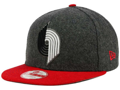 Portland Trail Blazers New Era NBA HWC Shader Melt 9FIFTY Snapback Cap