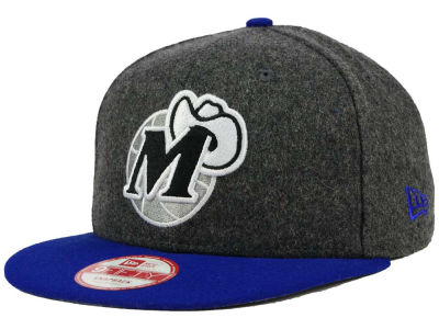 Dallas Mavericks New Era NBA HWC Shader Melt 9FIFTY Snapback Cap