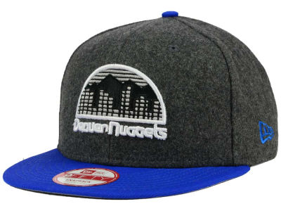 Denver Nuggets New Era NBA HWC Shader Melt 9FIFTY Snapback Cap