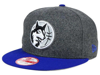 Minnesota Timberwolves New Era NBA HWC Shader Melt 9FIFTY Snapback Cap