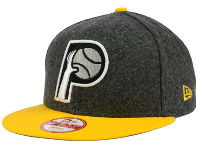 Indiana Pacers New Era NBA HWC Shader Melt 9FIFTY Snapback Cap