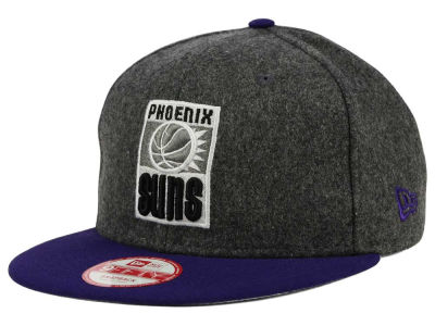 Phoenix Suns New Era NBA HWC Shader Melt 9FIFTY Snapback Cap