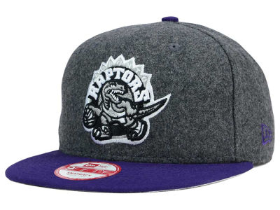 Toronto Raptors New Era NBA HWC Shader Melt 9FIFTY Snapback Cap