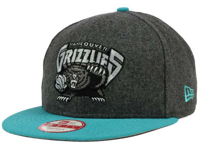 Vancouver Grizzlies New Era NBA HWC Shader Melt 9FIFTY Snapback Cap