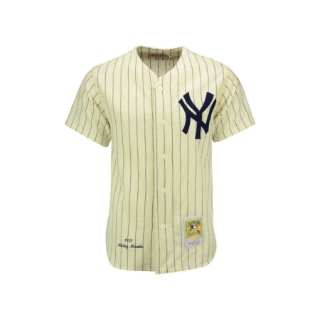 New York Yankees Mickey Mantle Mitchell & Ness MLB Men's Authentic Jersey