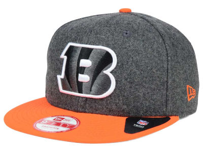 Cincinnati Bengals New Era NFL Shader Melt 9FIFTY Snapback Cap