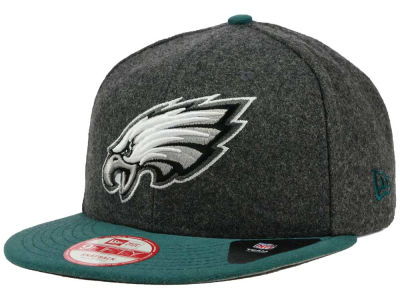 Philadelphia Eagles New Era NFL Shader Melt 9FIFTY Snapback Cap