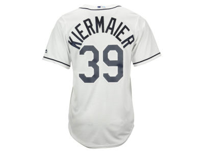 Tampa Bay Rays Kevin Kiermaier Majestic MLB Youth Player Replica Cool Base Jersey