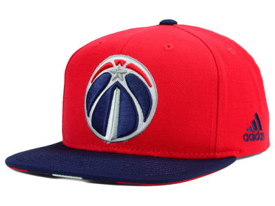 Washington Wizards adidas NBA 2015 Pride Jersey Hook Snapback Cap