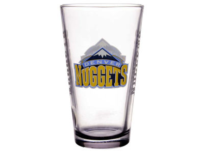 Denver Nuggets Elite Pint Glass