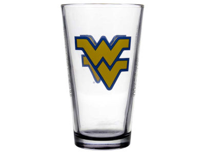 West Virginia Mountaineers Elite Pint Glass