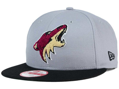 Arizona Coyotes New Era NHL The Letter Man 9FIFTY Snapback Cap