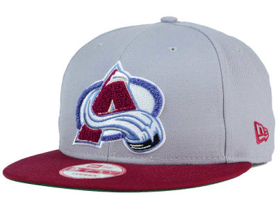 Colorado Avalanche New Era NHL The Letter Man 9FIFTY Snapback Cap