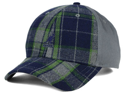 Kangol Slope Plaid Adjustable Baseball Hat