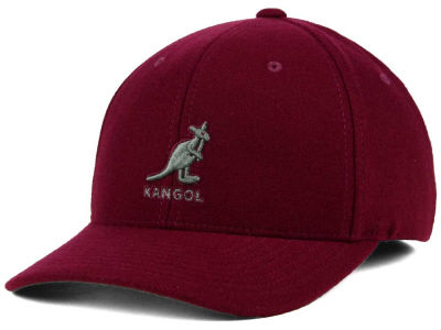 Kangol Melton Wool 3D Flex Hat