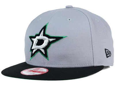 Dallas Stars New Era NHL The Letter Man 9FIFTY Snapback Cap