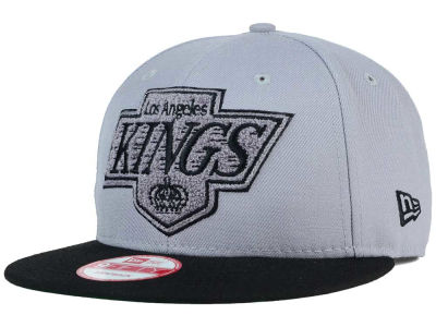 Los Angeles Kings New Era NHL The Letter Man 9FIFTY Snapback Cap
