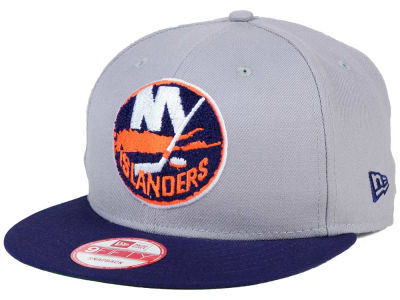 New York Islanders New Era NHL The Letter Man 9FIFTY Snapback Cap