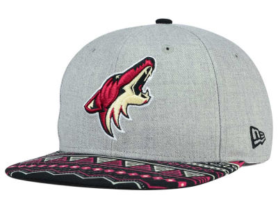 Phoenix Coyotes New Era NHL Neon Mashup 9FIFTY Snapback Cap