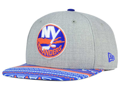 New York Islanders New Era NHL Neon Mashup 9FIFTY Snapback Cap