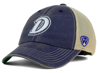 Drake University Bulldogs Top of the World NCAA DP Vintage Mesh Snapback Cap