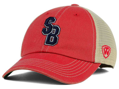 Stonybrook University Seawolves Top of the World NCAA DP Vintage Mesh Snapback Cap
