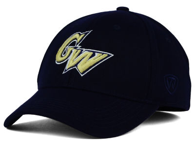 George Washington Colonials Top of the World NCAA DP Memory Fit Cap