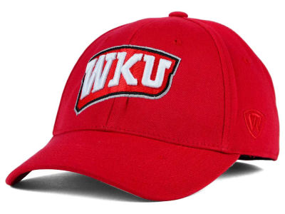 Western Kentucky Hilltoppers Top of the World NCAA DP Memory Fit Cap