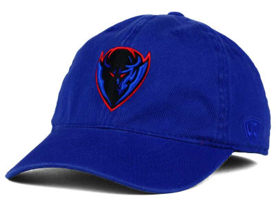 DePaul Blue Demons Top of the World NCAA DP Relaxer TMC Cap