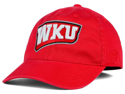 Western Kentucky Hilltoppers Top of the World NCAA DP Relaxer TMC Cap