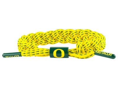 Oregon Ducks Rastaclat Pride Bracelet