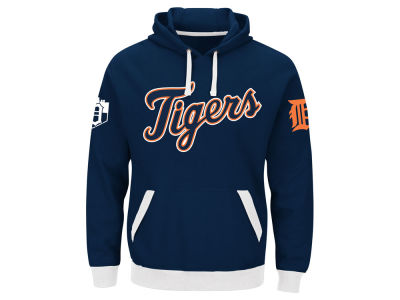 Detroit Tigers MLB Men's Third Wind Hoodie