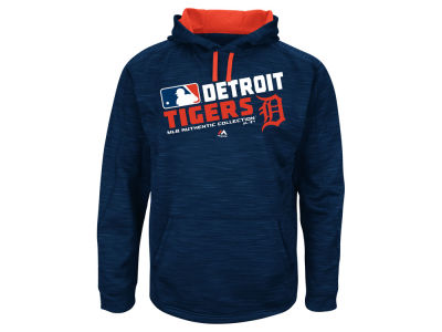 Detroit Tigers MLB Men's Authentic Collection Hoodie