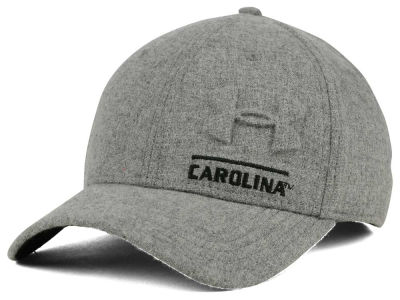 South Carolina Gamecocks Under Armour NCAA Grayout Stretch Cap